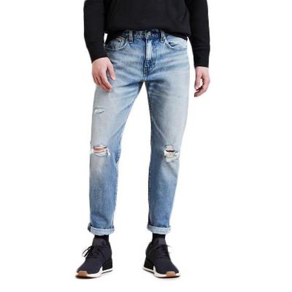 52970ff0 Levi's Men's Hi-Ball Roll Denim Jeans - Swing Man - Main Container ...
