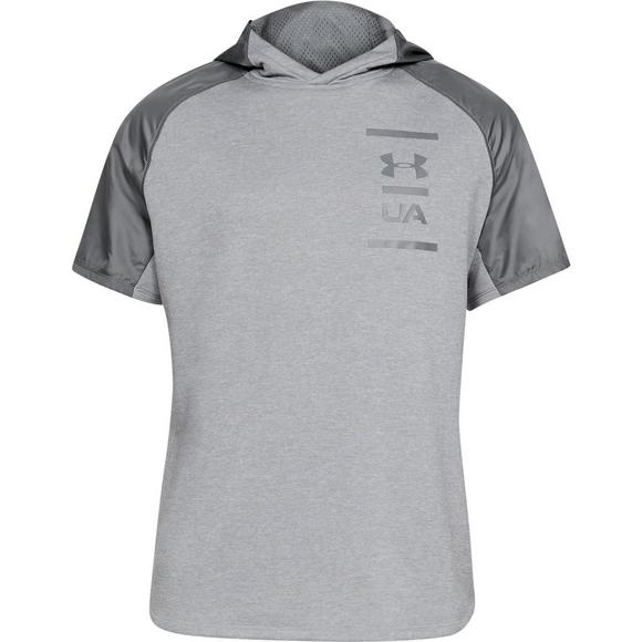 8e869ee5b6 Under Armour Men's MK1 Terry Hooded Tee