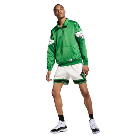 7674b652744 Jordan Men's Satin Diamond Shorts - Main Container Image 4