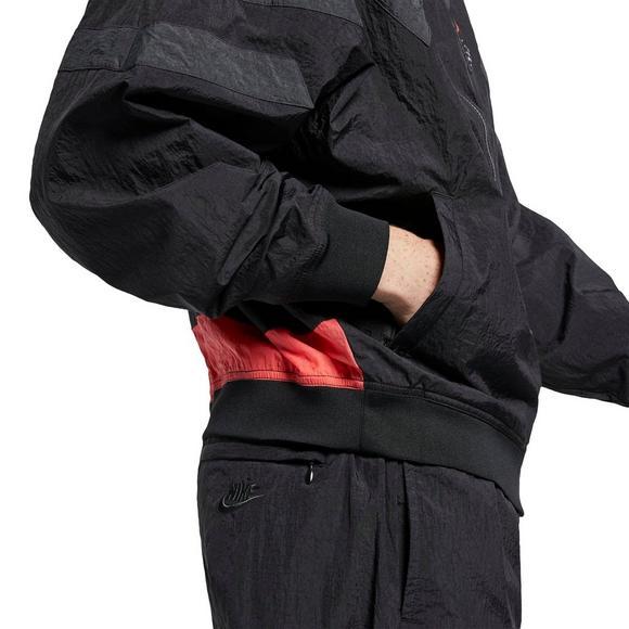 ca4273fb89c Jordan Men's Legacy AJ6 Nylon Jacket - Main Container Image 4