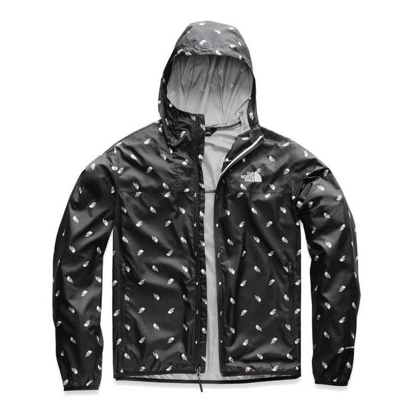 81dbd4552 The North Face Men's Printed Cyclone Hooded Jacket