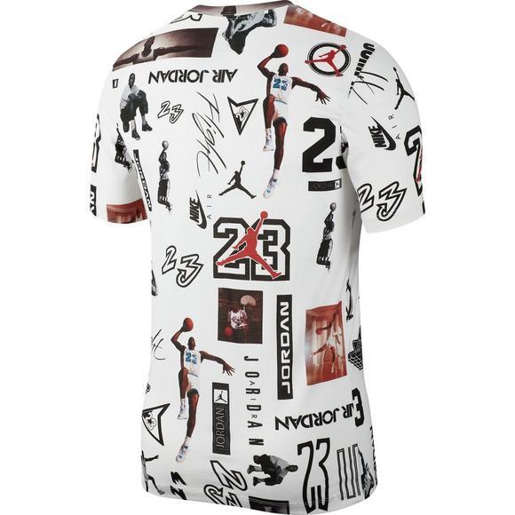 9a21f4274d3 Jordan Men's Jumpman HBR All Over Print T-Shirt - Main Container Image 2