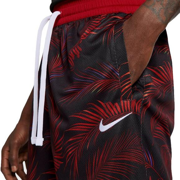 c25644f0 Nike Men's Dri-FIT DNA Basketball Shorts - Red/Black - Main Container Image