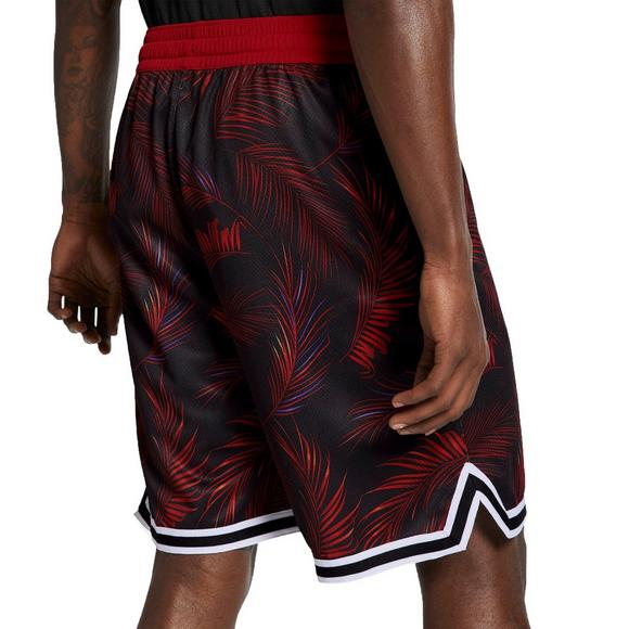 19c9c983b5bf62 Nike Men s Dri-FIT DNA Basketball Shorts - Red Black - Main Container Image
