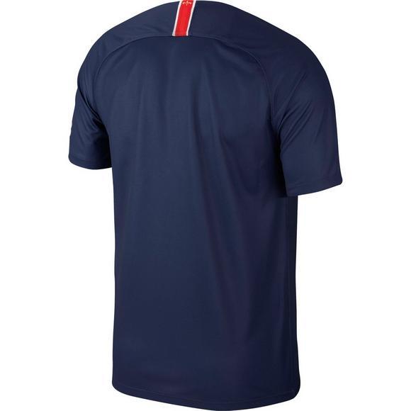 d826e7d79dd Nike Men s Breathe Paris Saint-Germain Home Stadium Jersey - Main Container  Image 2