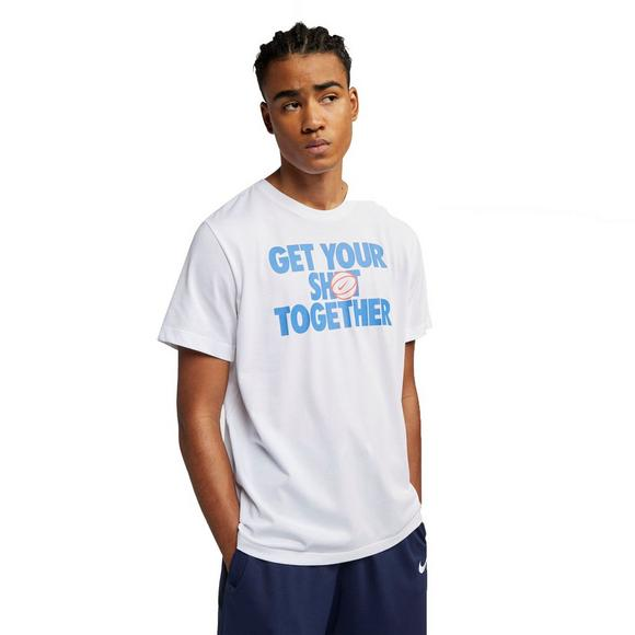 60e993be Nike Men's Dri-FIT Basketball T-Shirt - Main Container Image 1
