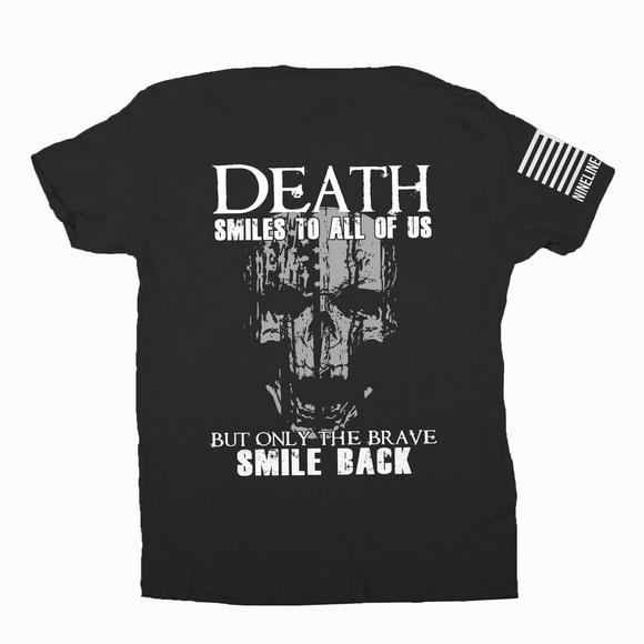 0bb495900ac Nine Line Apparel Men s Smile Back T-Shirt - Main Container Image 2