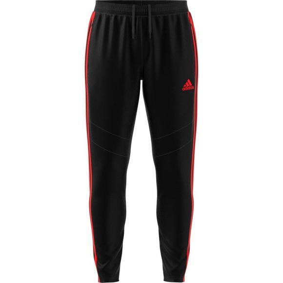 fc7aaf977 adidas Men's Tiro 18 Black/Red Training Pant - Hibbett US