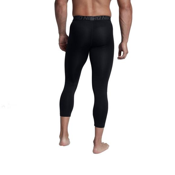 066113862cfaf Nike Pro Men's 3/4 Compression Tights - Hibbett US