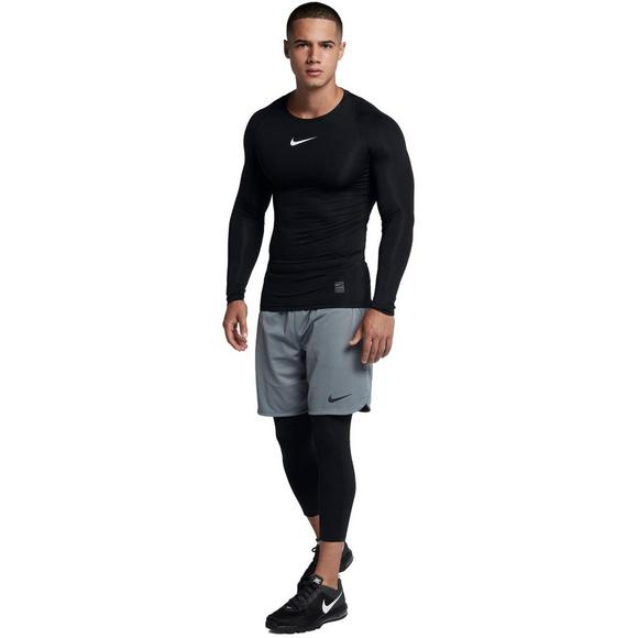 190109fa07ee Nike Pro Men s 3 4 Compression Tights - Main Container Image 4