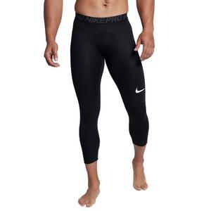 9dd89b734f16 ... Nike Pro Men s 3 4 Compression Tights - WHITE. 4.3 out of 5 stars. Read  reviews. (27)