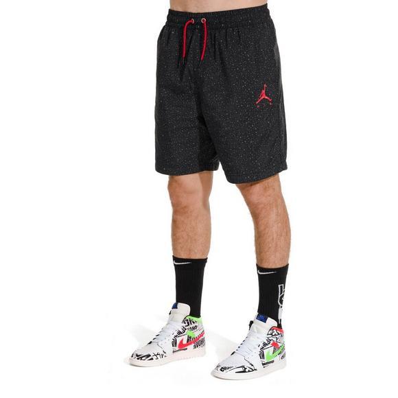 760c2c475ad2a Jordan Men's Jumpman Cement Poolside Shorts - Hibbett US