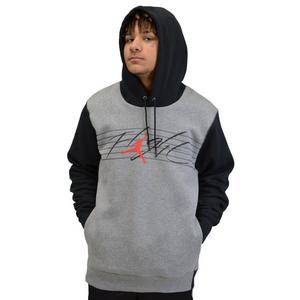 8d88263e3dabfe Jordan Men s AJ Flight Fleece GFX Hoodie