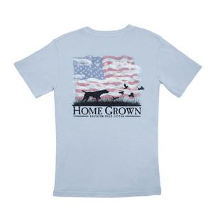 25bf600b4ae50 Southern Fried Cotton Men's Point the Way Home Tee