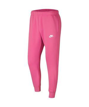 Nike Sportswear Club Fleece Men's Joggers-Pink