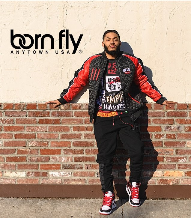 Shop Born Fly at Hibbett | City Gear