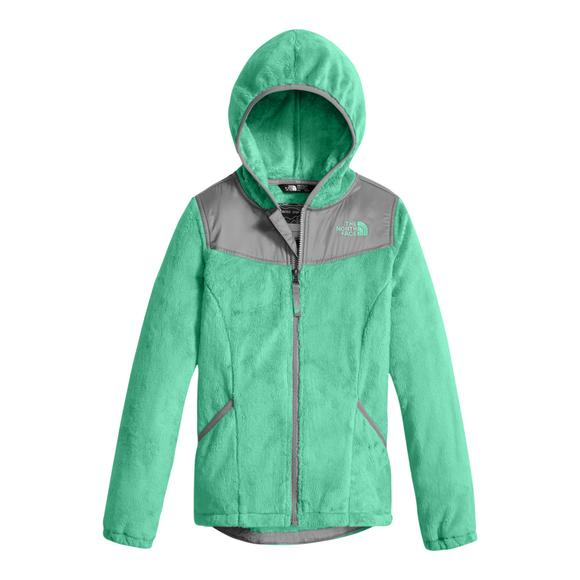 302b22ed8 The North Face Girls' OSO Fleece Jacket - Hibbett US