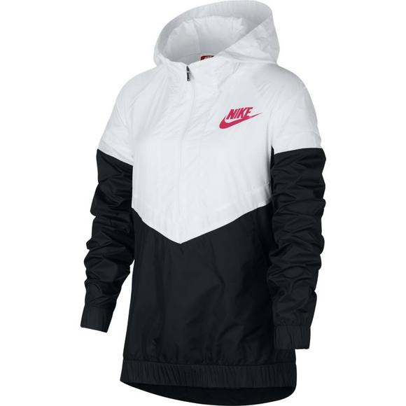 72d68943 Nike Girls' Sportswear Windrunner Jacket - Main Container Image 1