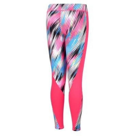 5653241ee5bde adidas Girls' AOP Tights - Main Container Image 2