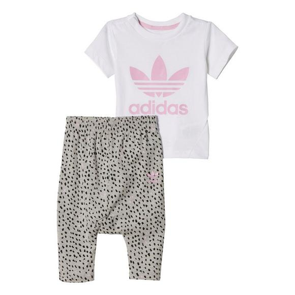 9dffce1895 adidas Toddler Girls' Tee Set