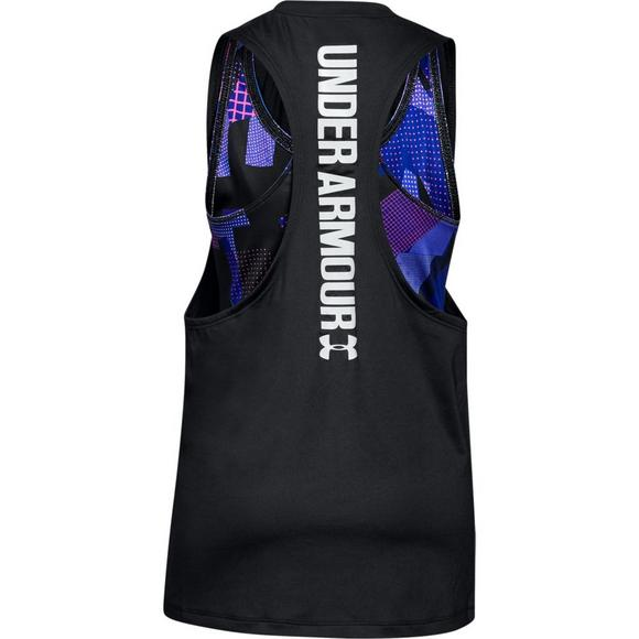 7f009f0ba094d Under Armour Girls  2-In-1 Tank - Main Container Image 2