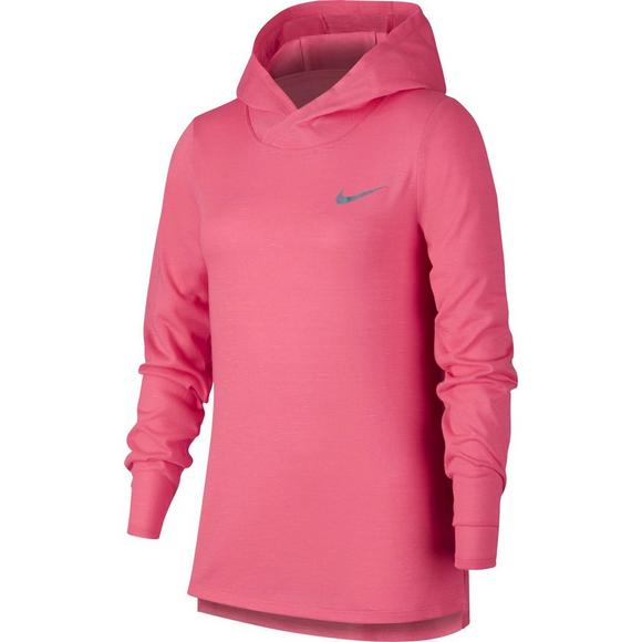 cd613579 Nike Girls' Dry Long-Sleeve Training Top - Main Container Image 1
