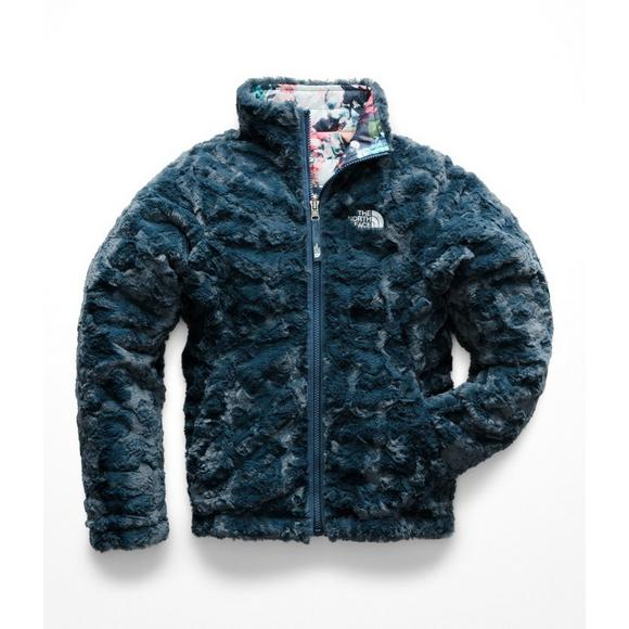 bf22c26dc The North Face Girls' Mossbud Swirl Jacket