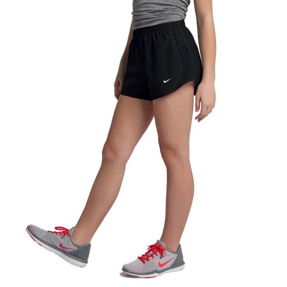 565085caba67 Nike Girls' Dry Tempo Running Short - Black - Main Container Image 2