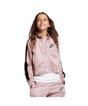 Perspectiva Periodo perioperatorio El camarero  Nike Sportswear Girls' Icon Jacket - Hibbett | City Gear