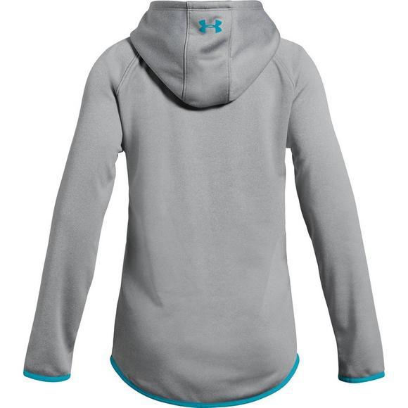 Under Armour Girls  Fleece Big Logo Hoodie - Main Container Image 2 659aa332b81c