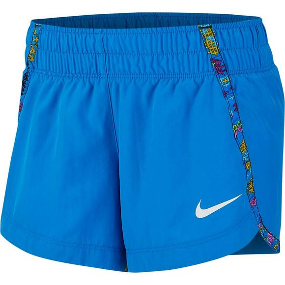 nouveaux styles 3f80d 127af Nike Girls' Dry Sprinter Femme Shorts