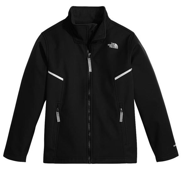 87aeef5f5d36 The North Face Boys  Apex Bionic Soft Shell Jacket - Main Container Image 1