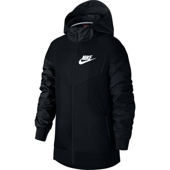 d5d00b93b3fab Nike Boys' Sportswear Windrunner Full Zip Jacket - Main Container Image 1