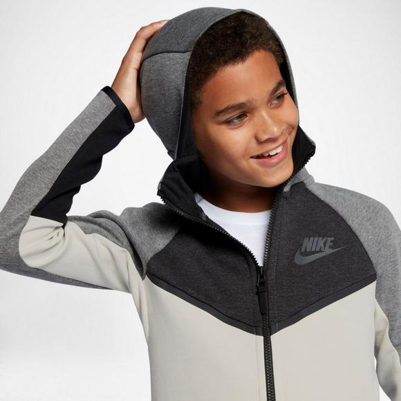 Nike Boys  Sportswear Tech Fleece Windrunner Hoodie - Main Container Image 3 4341a9c69