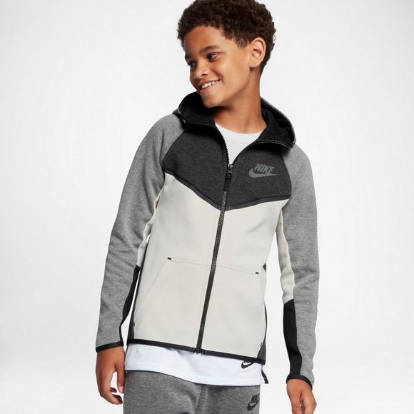 a784247249db Nike Boys  Sportswear Tech Fleece Windrunner Hoodie - Main Container Image 1