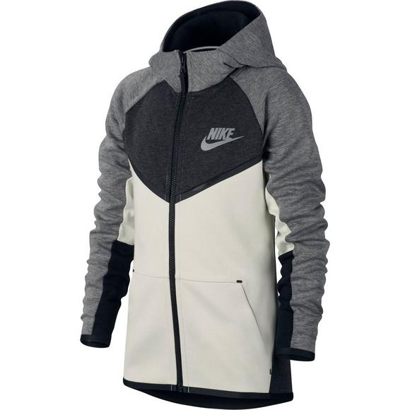 ba1ac85827b0 Nike Boys  Sportswear Tech Fleece Windrunner Hoodie - Main Container Image 7