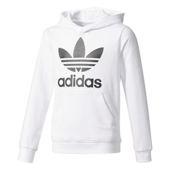 Adidas originali dei ragazzi ci hibbett trifoglio cappuccio