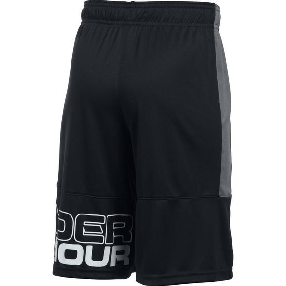 666b7372e Under Armour Boys  Stunt Shorts - Main Container Image 2