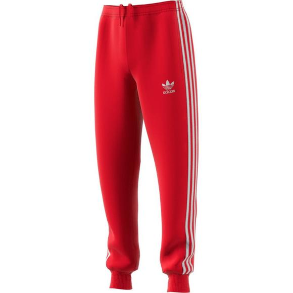 a1e016bffb1 adidas Boys' Superstar Track Pants - Scarlet - Main Container Image 1