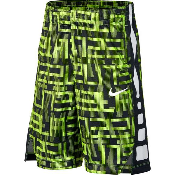 3ab6f826c348 Nike Boys  Dry Elite Basketball Shorts - Main Container Image 1