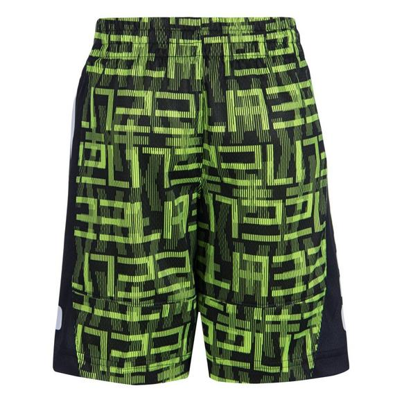 605eb62adadf Nike Little Boys  Dri-Fit Elite AOP Shorts-Volt - Main Container Image