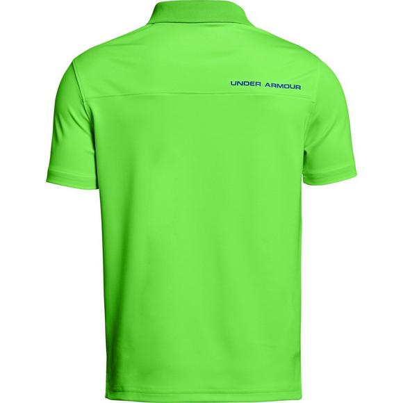 9712f2b4 Under Armour Boys' Performance Golf Polo - Main Container Image 2