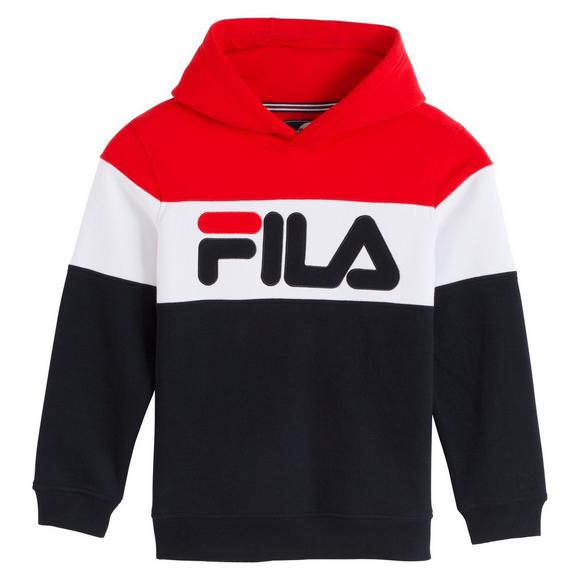 44c2827217e9 Fila Boys  Colorblocked Hoodie - Main Container Image 1