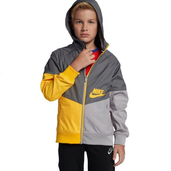 a3bcf6150 Nike Boys' Sportswear Windrunner Full-Zip Hoodie - Main Container Image 1