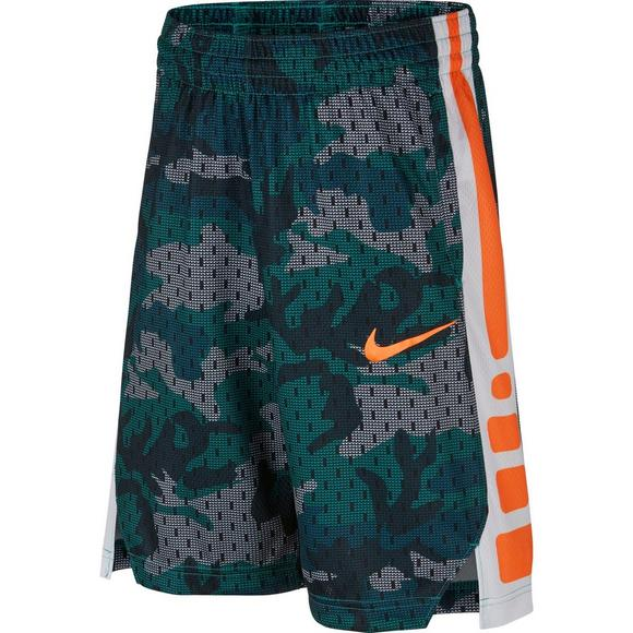 premium selection 8a9f1 396f3 Nike Boy s Dry Elite Printed Basketball Shorts - Main Container Image 1