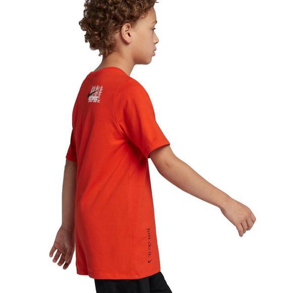 7d4099a7c851 Nike Sportswear Boys  JDI Branding T-Shirt - Main Container Image 2