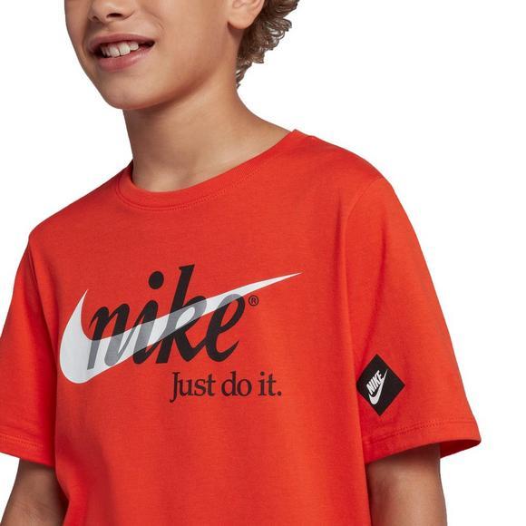 2edf2c19d6cc Nike Sportswear Boys  JDI Branding T-Shirt - Main Container Image 5