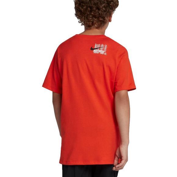 f2e6fdad9985 Nike Sportswear Boys  JDI Branding T-Shirt - Main Container Image 3