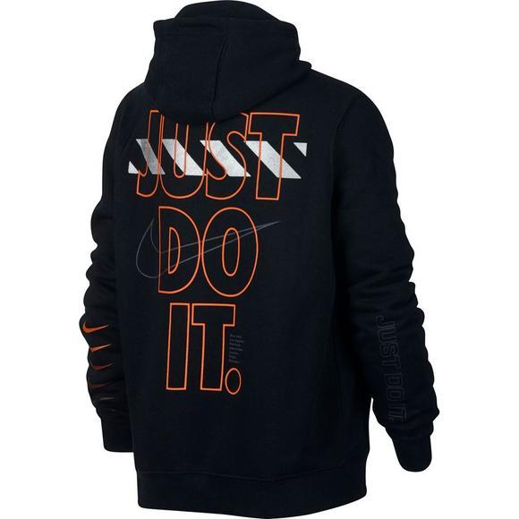 Nike Sportswear Boys  Just Do It Hoodie - Main Container Image 2 0d9de5b1d