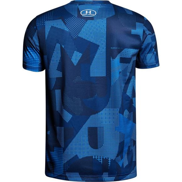 e94dc111f9f8 Under Armour Boys  Printed Crossfade T-Shirt - Main Container Image 3